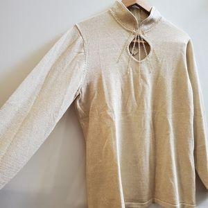 Reba Sweater gold large